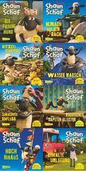 Pixi Bücher: Pixi-Buch 2026-2033 (Shaun das Schaf ist nicht zu bremsen); Serie.228 (64 Expl. (8 Titel))