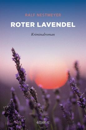 Roter Lavendel