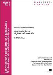 Nanotechnologie im Bauwesen Nanooptimierte Hightech-Baustoffe