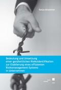 Bedeutung und Umsetzung einer ganzheitlichen Risikoidentifikation zur Etablierung eines effizienten Risikomanagement-Sys