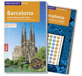 Polyglott on tour Reiseführer Barcelona