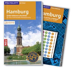 Polyglott on tour Reiseführer Hamburg