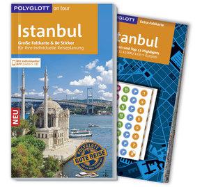 Polyglott on tour Reiseführer Istanbul