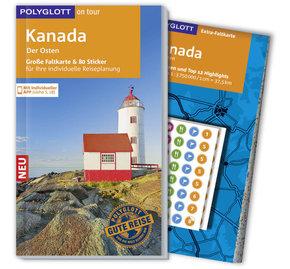 POLYGLOTT on tour Reiseführer Kanada - Der Osten