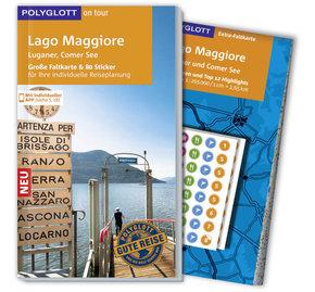 Polyglott on tour Reiseführer Lago Maggiore, Luganer und Comer See