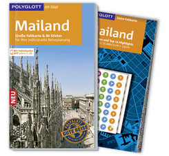 Polyglott on tour Reiseführer Mailand