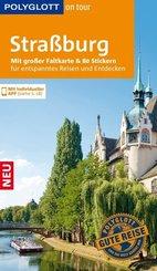 Polyglott on tour Reiseführer Straßburg