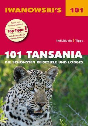 Iwanowski's 101 Tansania - Reiseführer