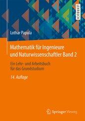 Mathematik für Ingenieure und Naturwissenschaftler: Ein Lehr- und Arbeitsbuch für das Grundstudium