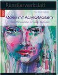 Malen mit Acrylic-Markern