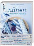 Nähen - Das Standardwerk, m. DVD