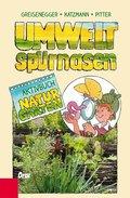 Umweltspürnasen - Aktivbuch Naturgarten