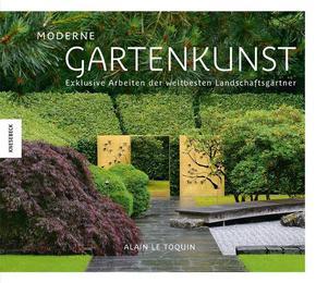 Moderne Gartenkunst