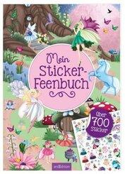 Mein Sticker-Feenbuch; Band 11
