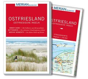 MERIAN momente Reiseführer Ostfriesland - Ostfriesische Inseln