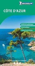 Michelin Der Grüne Reiseführer Côte d' Azur