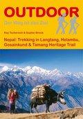 Nepal: Langtang, Gosainkund, Helambu & Tamang Heritage Trail