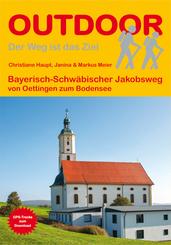 Bayerisch-Schwäbischer Jakobsweg von Oettingen zum Bodensee