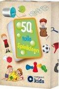 50 tolle Spielideen