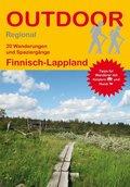 20 Wanderungen und Spaziergänge Finnisch-Lappland