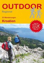 23 Wanderungen Kroatien