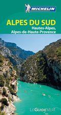 Michelin Le Guide Vert Alpes du Sud