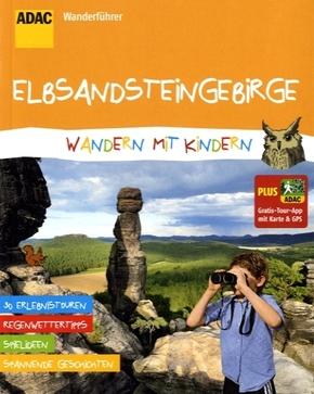 ADAC Wanderführer Elbsandsteingebirge, Wandern mit Kindern