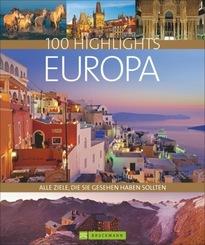 100 Highlights Europa