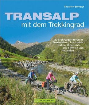 Transalp mit dem Trekkingrad