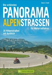Die schönsten Panorama Alpenstraßen für Motorradfahrer