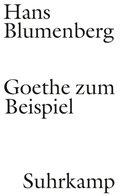 Goethe zum Beispiel