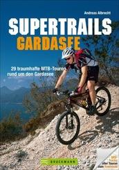 Supertrails Gardasee