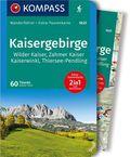 KOMPASS Wanderführer Kaisergebirge, m. 1 Karte