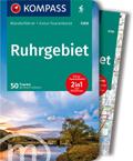 KOMPASS Wanderführer Ruhrgebiet, m. 1 Karte