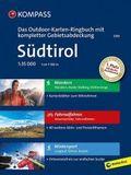 Kompass Outdoor-Karten Ringbuch Südtirol