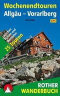 Rother Wanderbuch Wochenendtouren Allgäu, Vorarlberg