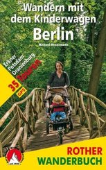 Rother Wanderbuch Wandern mit dem Kinderwagen Berlin