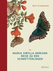 Maria Sibylla Merians Reise zu den Schmetterlingen