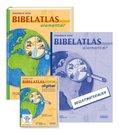 Bibelatlas elementar digital + Bibelatlas elementar + Begleitheft, m. 1 CD-ROM