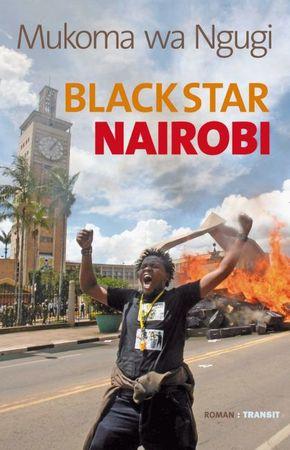Black Star Nairobi, deutsche Ausgabe