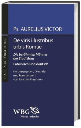 De viris illustribus urbis Romae