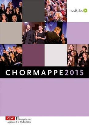 Chormappe 2015