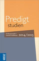Predigtstudien 2014/2015 - Halbbd.2