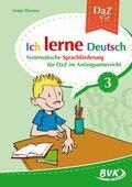 Ich lerne Deutsch - Bd.3