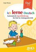 Ich lerne Deutsch - Bd.4