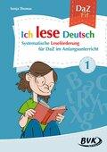 Ich lese Deutsch - Bd.1