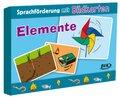 """Sprachförderung mit Bildkarten """"Elemente"""""""