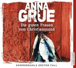 Die guten Frauen von Christianssund, 6 Audio-CDs