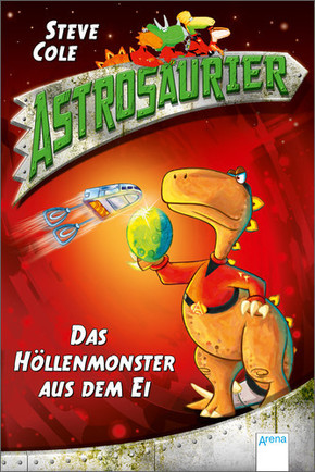 Astrosaurier - Das Höllenmonster aus dem Ei