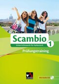 Scambio A: Prüfungstraining, m. Audio-CD; Bd.1